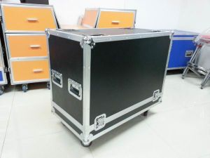 "Audio Flight Case for Dual 15"" Speaker System pictures & photos"