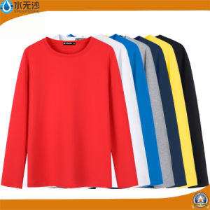 Wholesale Long Sleeve Cotton T-Shirts Men Summer T-Shirts