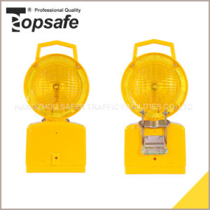 Traffic Barricade Warning Lamp (S-1309) pictures & photos