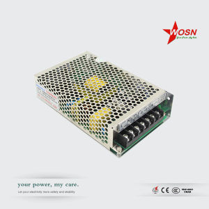 60W 5V 12V -5V LED Driver, T-60 Constant Voltage Switching Power Supply