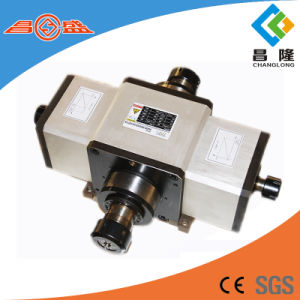 Four-Head CNC Spindle Motor for Wood Carving pictures & photos