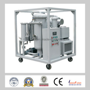 Powerful Vacuum Efficiency Transformer Oil Purifier pictures & photos