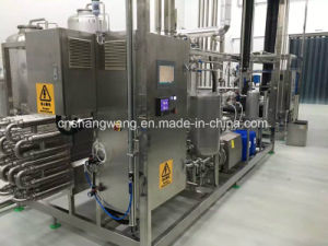 2t/H Tubular Uht Sterilizer for Milk pictures & photos