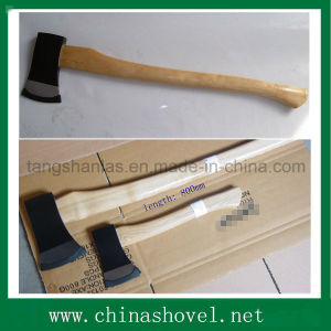 Carbon Steel Hardware Hand Tool Axe with Handle pictures & photos