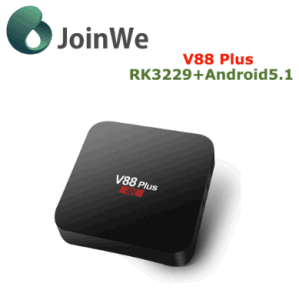 Joinwe Smart Android 5.1 Rk3229 Ott TV Box V88 Plus Set Top Box pictures & photos