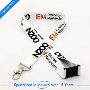 Wholesale Customized Sublimation Printing Lanyard pictures & photos