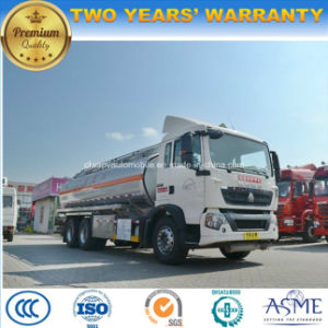 HOWO 20 Tons 25 Tons Tanker Truck 20000 L, 25000 Liters Fuel Tank Truck for Sale pictures & photos