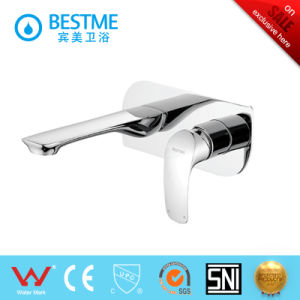 Wall Mounted Basin Mixer with Smoothy Water (BM-30041A) pictures & photos