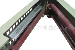 Static Corona Treating Machine for Plastic PE PP OPP Film Roll pictures & photos