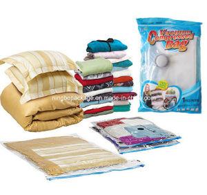 Vacuum Storage Bag with Vacuum Cleaner pictures & photos