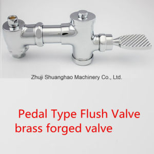 Pedal Type Flush Valve Assembly pictures & photos
