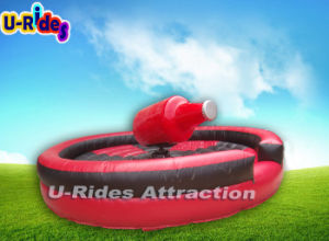 Outdoors Bottle Mechanical Bull Ride for Sale pictures & photos