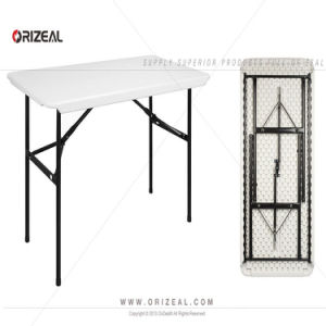 Orizeal 4ft Rectangle Folding Dining Table Oz-T2036 pictures & photos