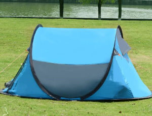 Outdoor Single Layer Waterproof Automatic Camping Tent pictures & photos