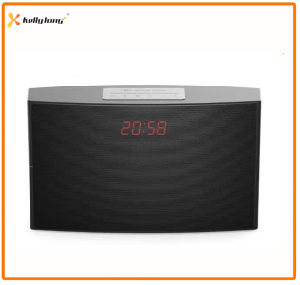Mini Portable Wireless Stereo Clock Bluetooth Speaker pictures & photos