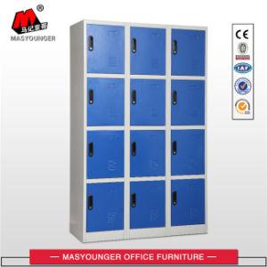 12 Door Steel Small Box Locker for Employee pictures & photos