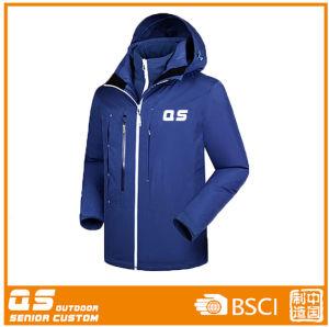 Ykk Zipper Sports Warm Jacket for Women pictures & photos