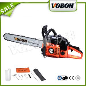 6200 Petrol Chain Saw Wood Cutting Saw Machine 62cc Saw pictures & photos