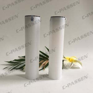 15/30/50ml Pearl White Acrylic Cream Bottle for Cosmetic Packaging (PPC-ALB-064) pictures & photos