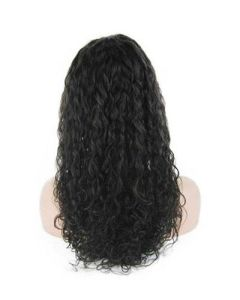 """8""""-26"""" Brazilian Virgin Hair Curly Lace Front Wig pictures & photos"""
