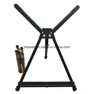 Small New Material Aluminum Portable Table Easel pictures & photos