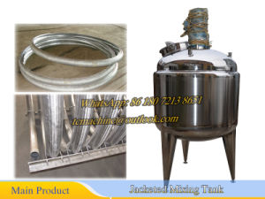 Emulsification Mixing Tank 2800rpm Mixing Tank pictures & photos