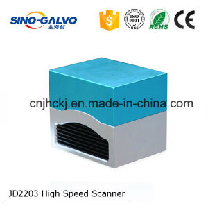 Ce Approved Jd2203 High Speed Galvo for Laser Marking Machine pictures & photos