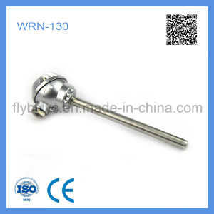 Shanghai Feilong High Accuracy Thermocouple with Standard Head pictures & photos