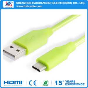 High Quality Micro USB Type C Cable for USB Data Cable pictures & photos
