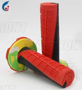 Motorcycle Handle Grip of TPE Material pictures & photos