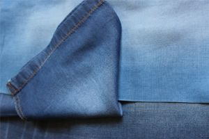 100% Tencel Indigo Denim pictures & photos