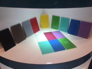 5mm Back Painted Glass with En12150 and ANSI Certificate pictures & photos