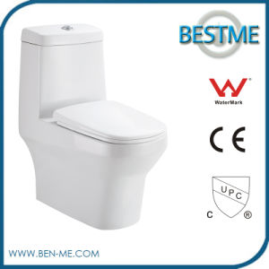 Bathroom Ceramic Wc Toilet with Ce Certificate Ceramic Standard Wc Toilet (BC-1312) pictures & photos