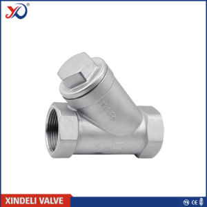 China Factory Y Type Flange Casted Steel Strainer pictures & photos