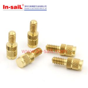 Threaded Brass Inserts Bolt for PPS ABS PP pictures & photos