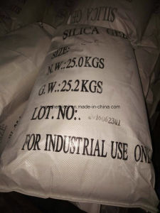 High Quality Narrow-Pored White Silica Gel pictures & photos