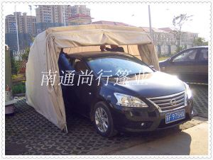 Custom Made to Order Foldable Movable Car Shelter Garage Tent pictures & photos