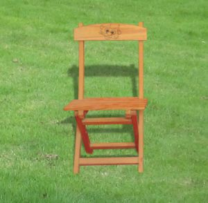 Hot Sale Cheap Wooden Chair Garden Furniture Backrest Chair pictures & photos