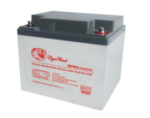 Gel Battery for Solar Inverter 12V40ah pictures & photos