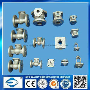 ODM OEM Steel Investment Casting Parts pictures & photos