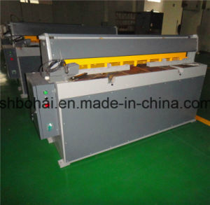 Bohai Brand Mechanical Guillotine Shear (Q11 3 X1200) pictures & photos