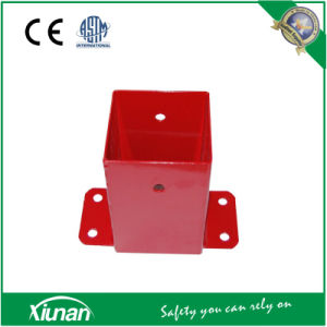 90mm Square Beam Wall Connector pictures & photos