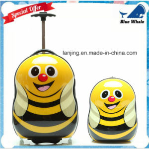 Bw1-015 ABS+PC Kid′s Trolley Bag Luggage/ Kids Luggage pictures & photos