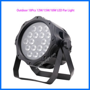 LED Stage Lighting 18*12W Wedding Club PAR Light pictures & photos
