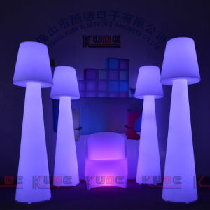 New LED Outdoor Furniture Color Changing Floor Lamp Standing Waterproof IP67 pictures & photos