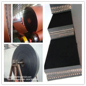 Acid /Alkali Resistant Conveyor Belt for Feltilizer pictures & photos