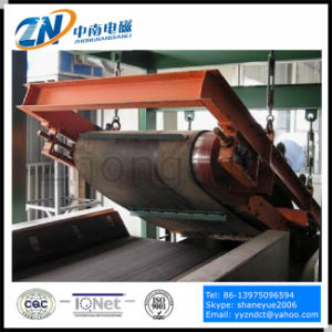 Belt Conveyor Iron Ore Electro Magnetic Separator for Conveyor Belt Rcdd-12 pictures & photos