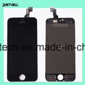 Mobile Phone LCD Screen Digitizer for iPhone 5c pictures & photos