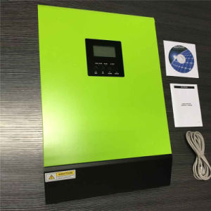 6kw 48V to 220V 80A MPPT Pure Sine Wave Hybrid Inverter pictures & photos