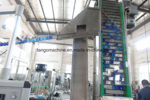 Packaged Drinking Water Filling 3in1 Drink Water Machine for Pet Bottle pictures & photos